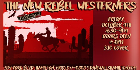 The New Rebel Westerners LIVE at Stonewalls tickets