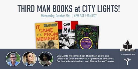 Third Man Books Night @ City Lights tickets