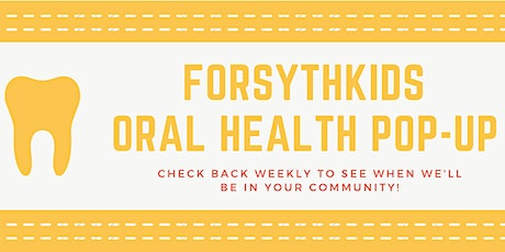 ForsythKids Dental Health Pop-Up & Back-to-School Bowling tickets