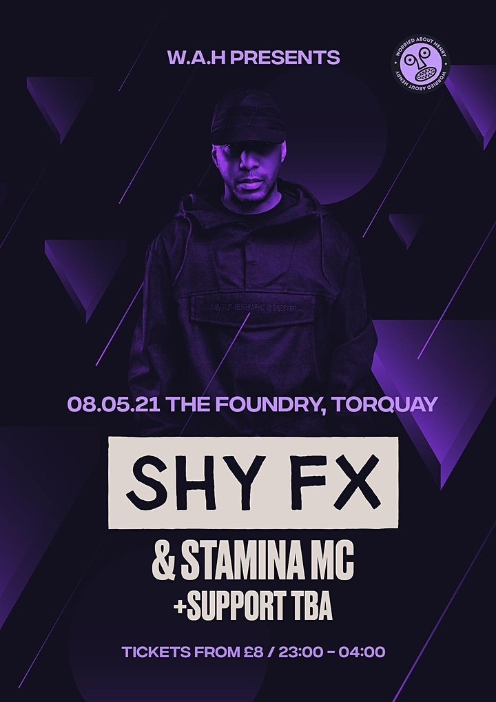 Shy Fx at The Foundry Torquay image