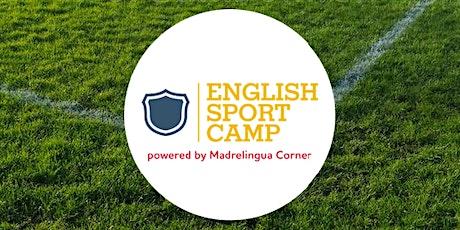 OPEN DAY ENGLISH SPORT CAMP biglietti