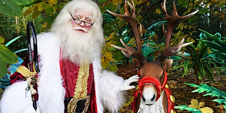 SOLD OUT Santa's Grotto - Edinburgh Zoo's Christmas Nights, 5th Dec tickets