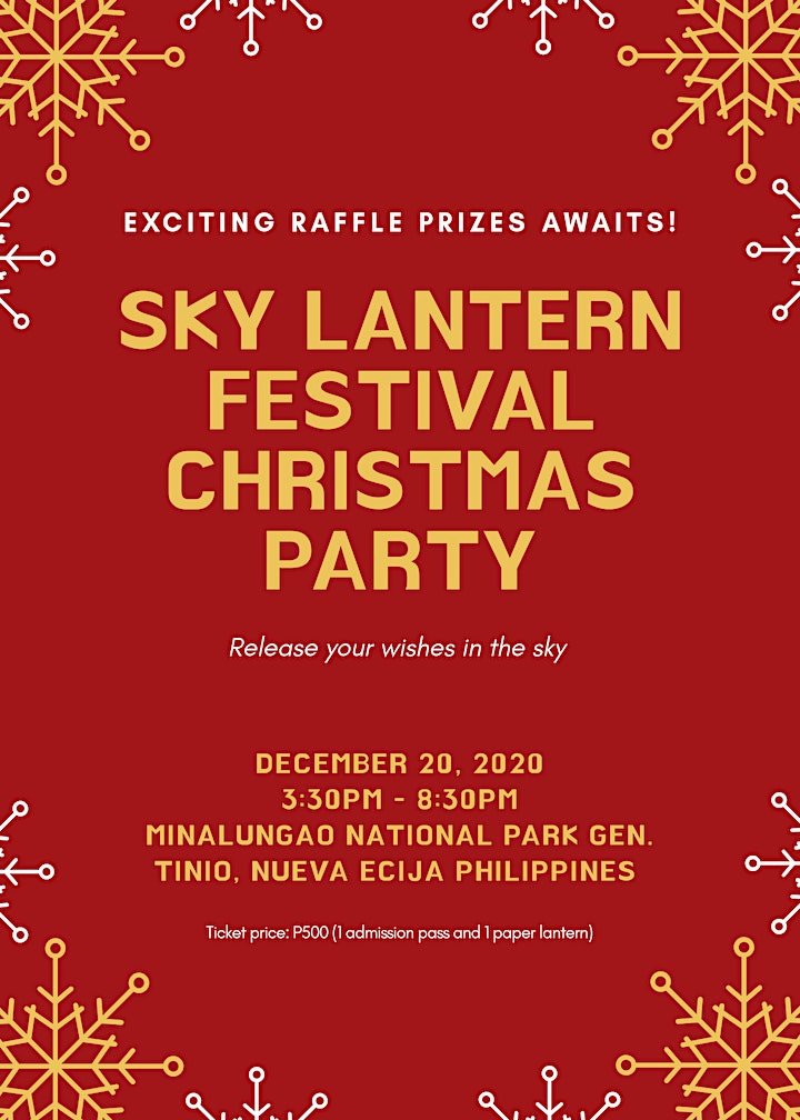 """Sky Lantern Festival """" Release Your Wishes in the  Sky """" image"""