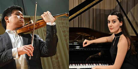 Lunchtime concert: Preston Yeo (violin) and Leona Crasi (piano) tickets