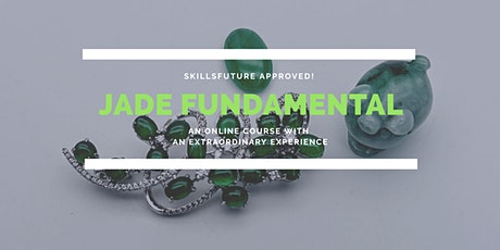 Online Jade Workshop  (21, 23,  28 , 30  OCT'20)