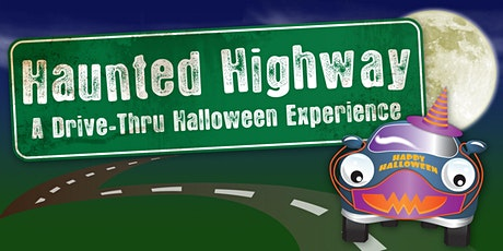 Haunted Highway - A Drive-Thru Halloween Experience billets