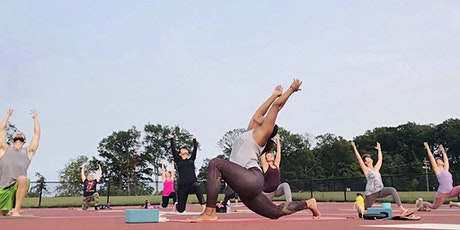 Outdoor Yoga (All Levels) tickets