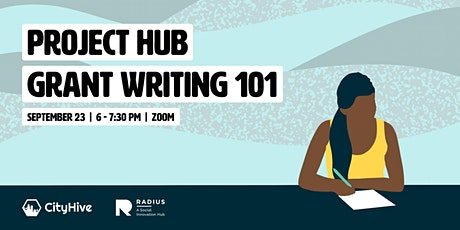 Project Hub Workshop: Grant Writing 101 tickets