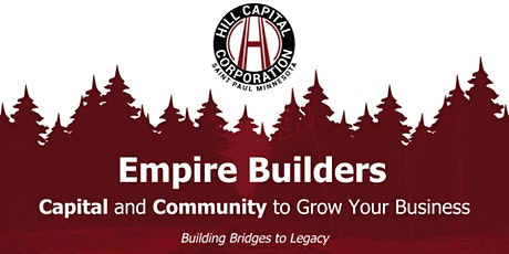 Empire Builders - A Financial Foundation to Grow Value - January 21st tickets