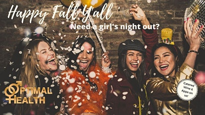 Ladies Night Out!  Time to Focus on YOU! tickets
