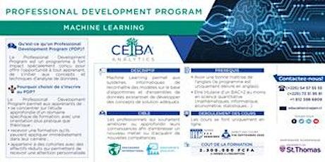 Professional Development Program in Machine Learning tickets