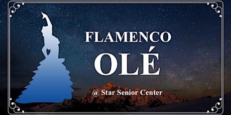 Age 60+ Flamenco Class - Bilingual Eng/Esp entradas