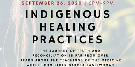 Indigenous Healing Practices tickets