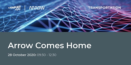 Arrow Comes Home Webinar - Transportation tickets