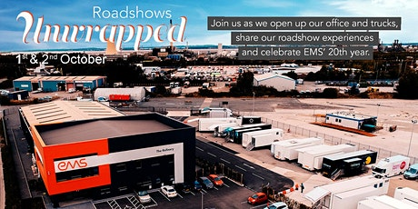 Roadshows Unwrapped - Explore Our Roadshow Trucks tickets