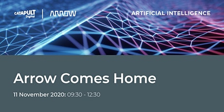 Arrow Comes Home Webinar - Artificial Intelligence tickets