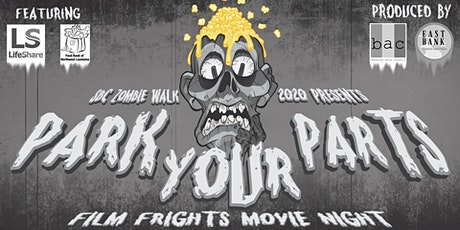 SBC Zombie Walk:Park Your Parts (Movie Reservation) tickets