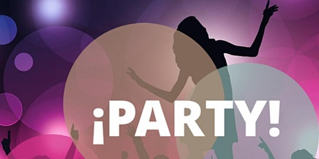 Age 60+ Online Latin Dance Party//Fiesta de Balie en Línea - Musica Latina tickets