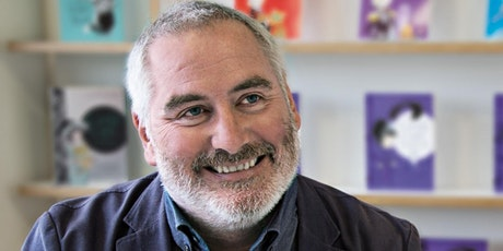 Poetry Day Live Draw: Chris Riddell with Brian Bilston & Khushi Daryani tickets