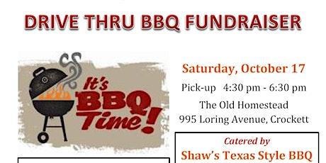 Carquinez Women's Club Drive Thru BBQ Fundraiser tickets