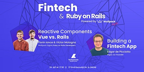 Fintech & Ruby on Rails tickets