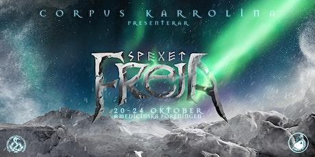 Spexet Freja tickets
