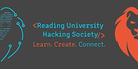 R. U. Hacking? 2021 | 24-Hour Student Hackathon ingressos
