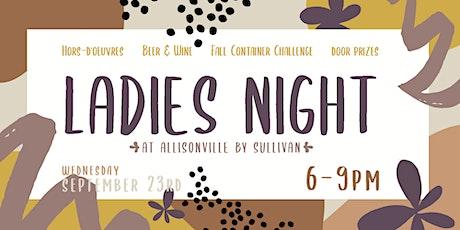 Ladies Night DAY 2 tickets
