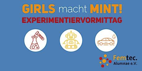 Girls macht MINT! - Karlsruhe Tickets