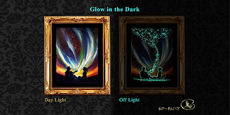 Sip and Paint (Glow in the Dark): Our Melody (Saturday) tickets