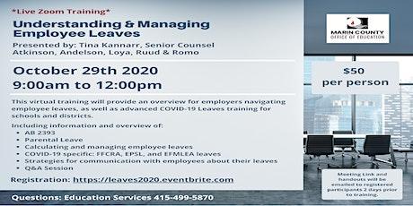 Understanding and Managing Employee Leaves