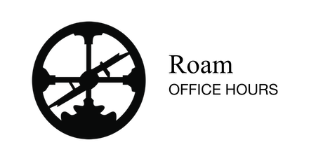 Roam Research Onboarding Office Hours tickets