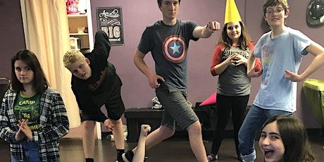 Kid*Prov - an after school improv program for teens tickets