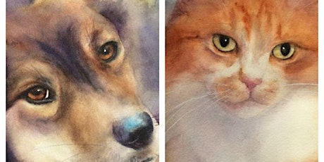 Paint A Pet Portrait Workshop tickets