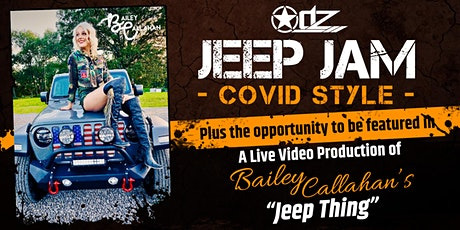ODZ Jeep Jam  CO-VID Style tickets
