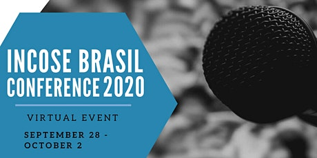INCOSE BRASIL CONFERENCE 2020 tickets