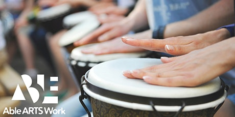 Community Music Therapy: Drum Facilitation + Special Needs Inclusion tickets