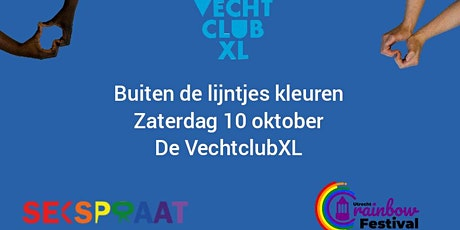 SEKSPRAAT x Utrecht Rainbow Festival: Buiten de lijntjes kleuren tickets