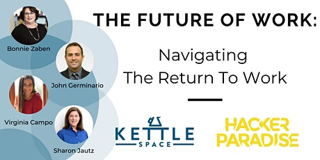 The Future of Work: Navigating The Return To Work tickets