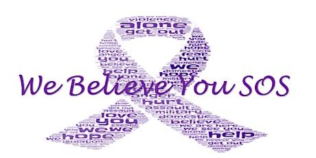 Domestic Violence Awareness Virtual 5K tickets