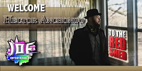 Hector Anchondo tickets