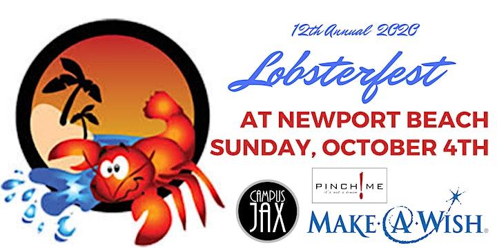 12th Annual Lobsterfest at Newport Beach image