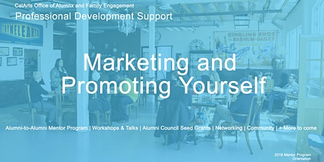 Marketing & Promoting Yourself tickets