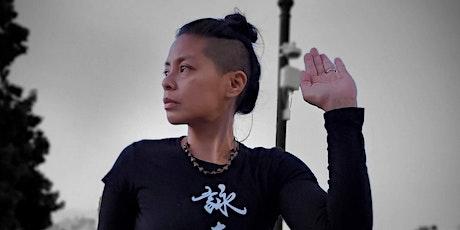 60 Minute Free Online Virtual Yoga with Mia Velez — El Paso tickets