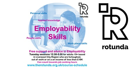 Employability Sessions tickets
