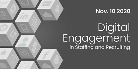 StaffingTec365 | Digital Engagement in Staffing and Recruiting tickets