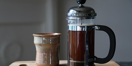 French Press Brewing at Home tickets