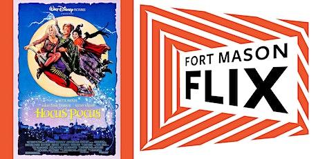 FORT MASON FLIX: Hocus Pocus tickets