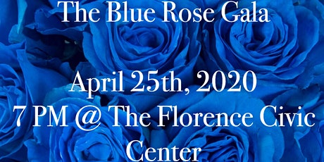 The Blue Rose Gala tickets