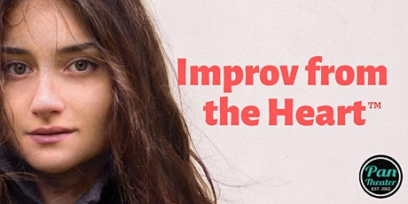 Improv from the Heart: FREE September Session tickets